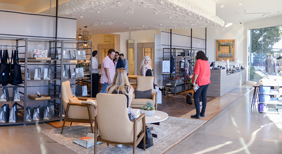 fbb86618eb9 In this way we can design our retail experiences around the activities and  lifestyles our customers engage in and aspire to. Source  Nordstrom